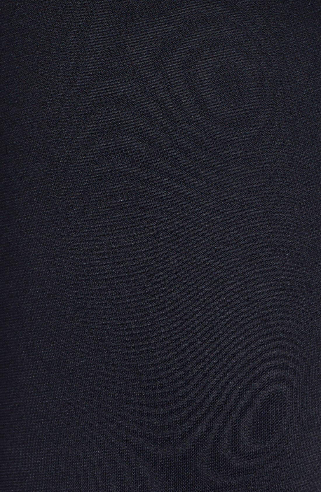 Alternate Image 3  - Sejour Ponte Knit Leggings (Plus Size)