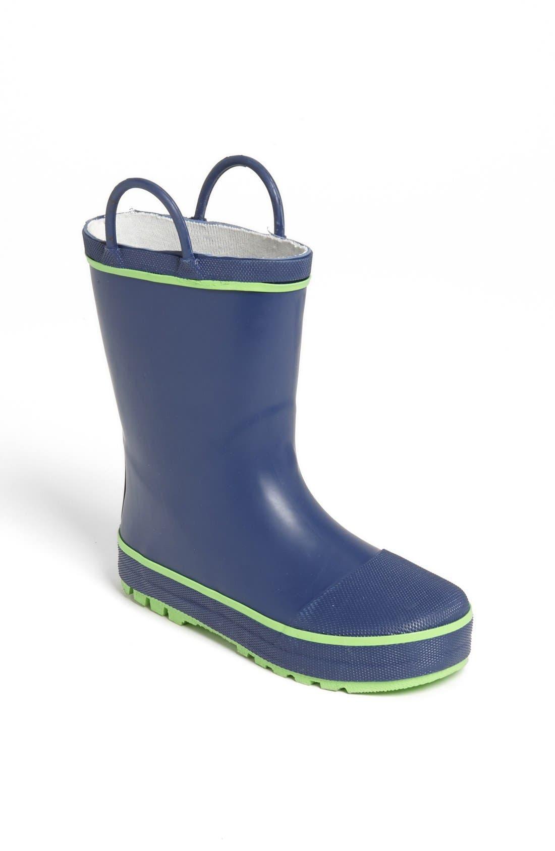 Alternate Image 1 Selected - Nordstrom 'Downpour' Rain Boot (Walker, Toddler &  Little Kid)