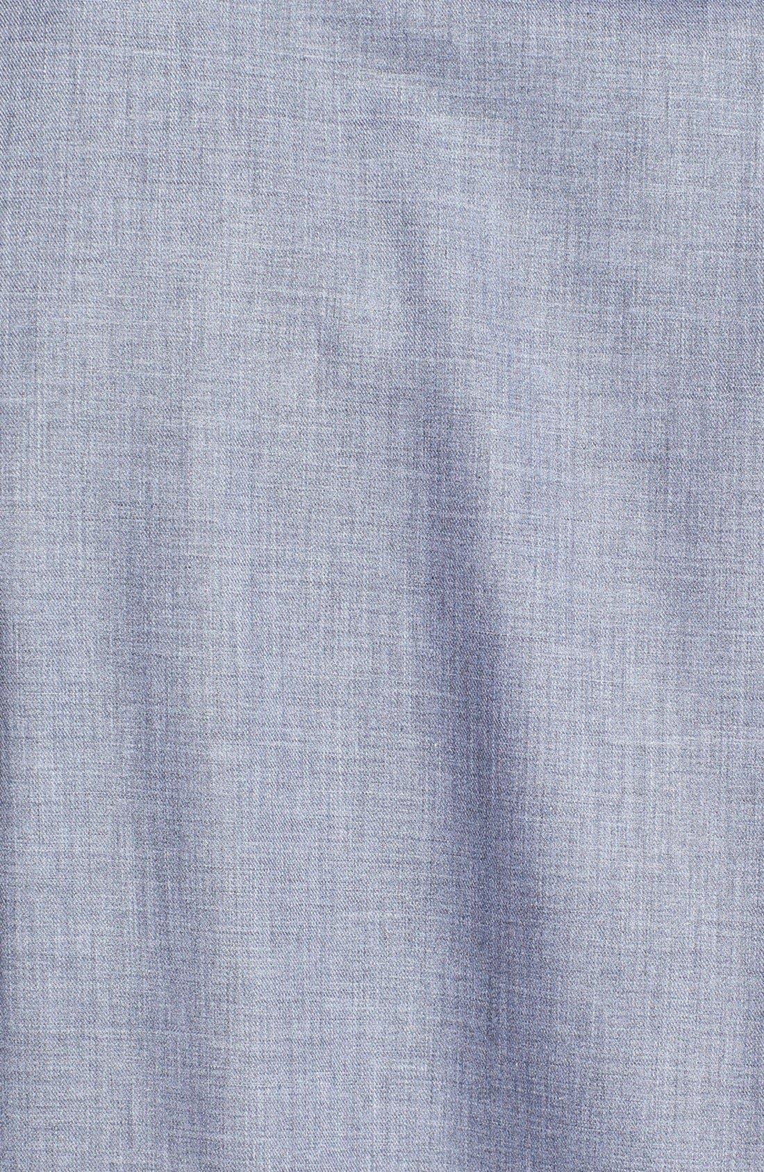 Alternate Image 3  - Kent and Curwen 'Hunter' Tailored Fit Sport Shirt