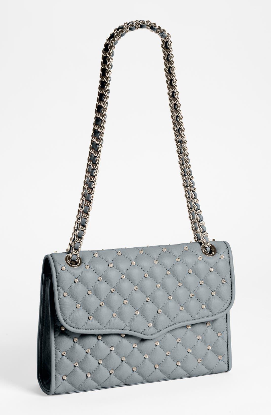 Alternate Image 1 Selected - Rebecca Minkoff 'Affair' Leather Shoulder Bag