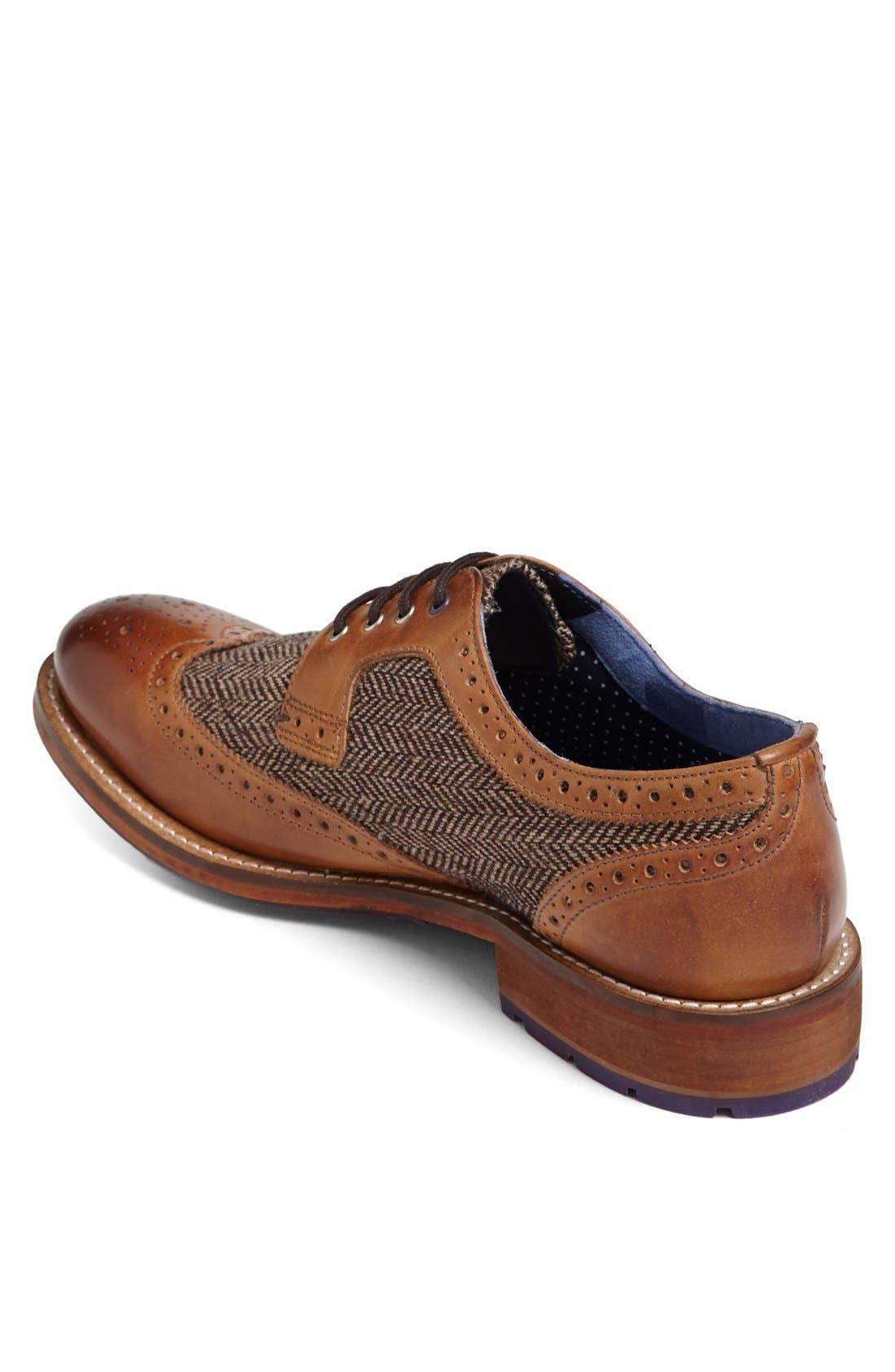 Alternate Image 2  - Ted Baker London 'Cassiuss 2' Spectator Shoe