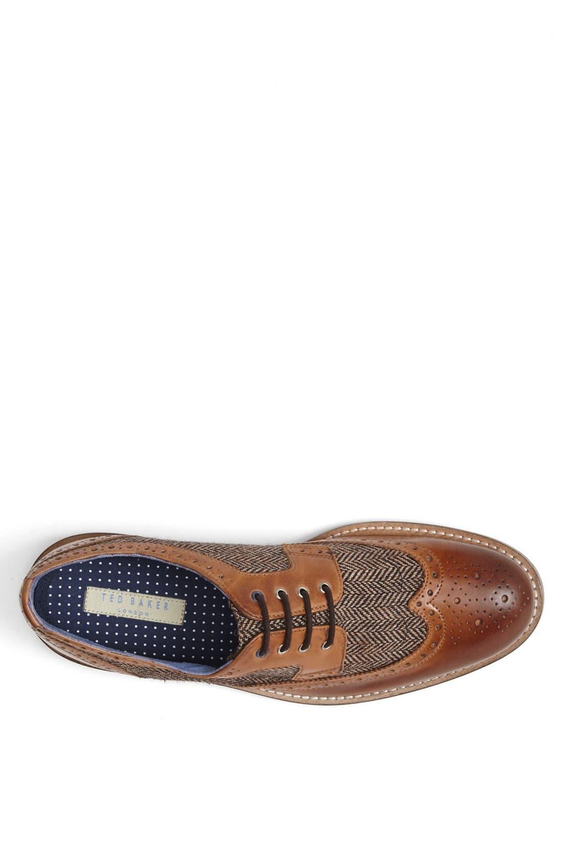 Alternate Image 3  - Ted Baker London 'Cassiuss 2' Spectator Shoe