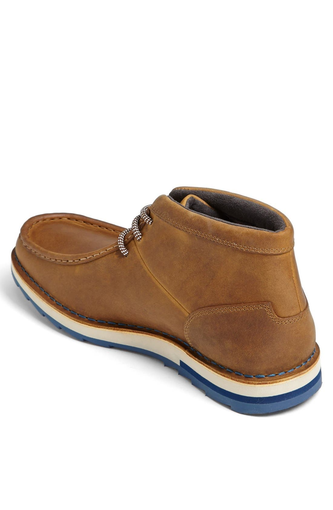 Alternate Image 2  - Clarks® 'Folk' Moc Toe Chukka Boot