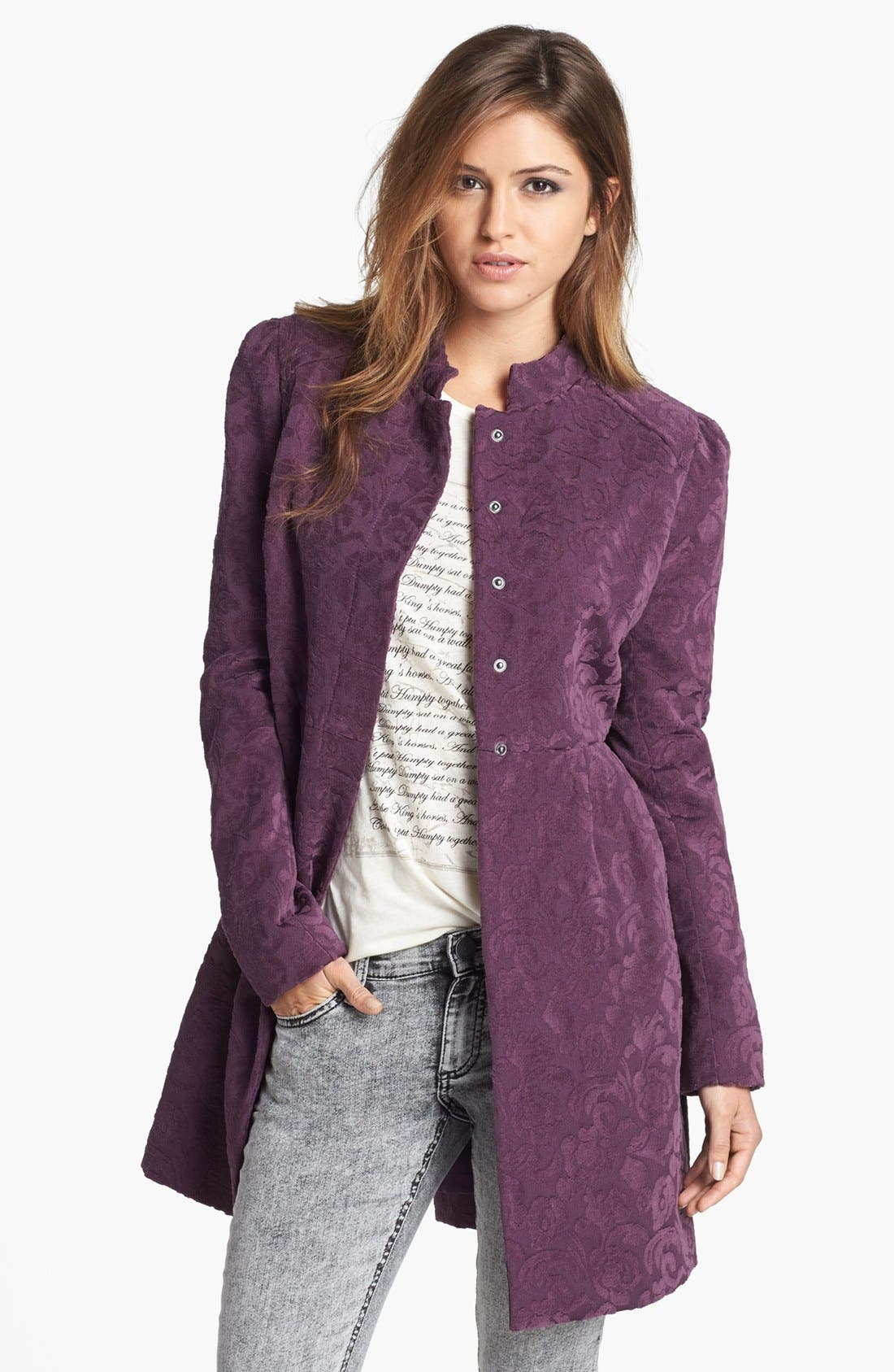 Alternate Image 1 Selected - Leith Tie Waist Coat