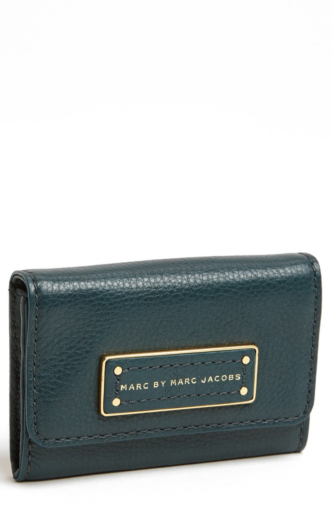 Alternate Image 1 Selected - MARC BY MARC JACOBS 'Too Hot to Handle' Card Case