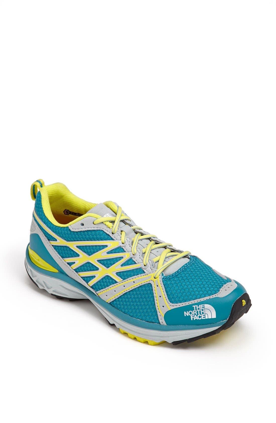 Main Image - The North Face 'Single Track 'Hayasa 11' Trail Running Shoe (Women)
