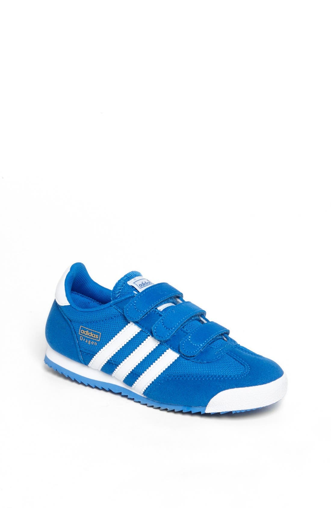 Alternate Image 1 Selected - ADIDAS DRAGON CF LK/BK BOYS