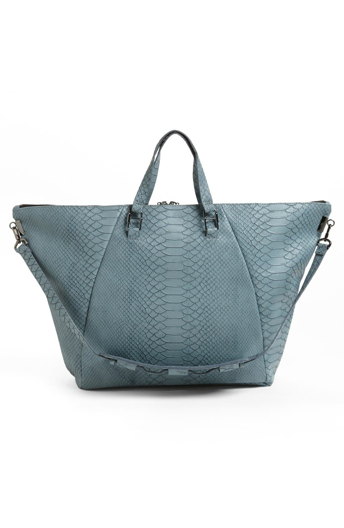 Alternate Image 3  - French Connection 'Cord - Medium' Dome Tote