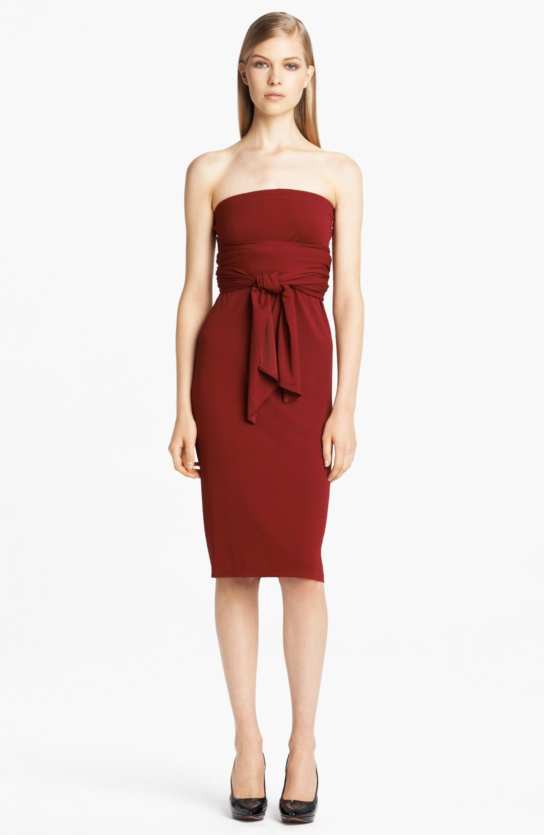 Alternate Image 4  - Donna Karan 'Infinity' Matte Jersey Dress
