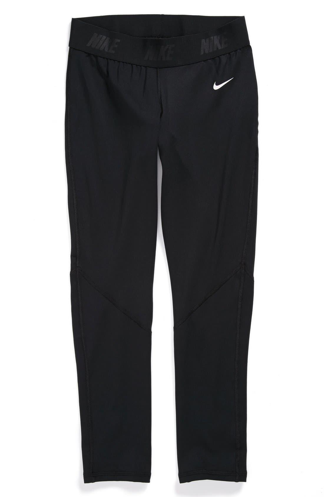 Main Image - Nike 'Pro' Leggings (Big Girls)