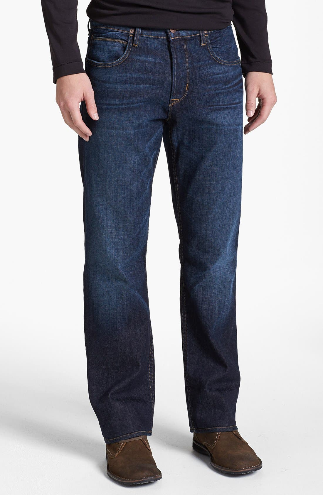 Alternate Image 1 Selected - Hudson Jeans Straight Leg Jeans (Latour) (Tall)