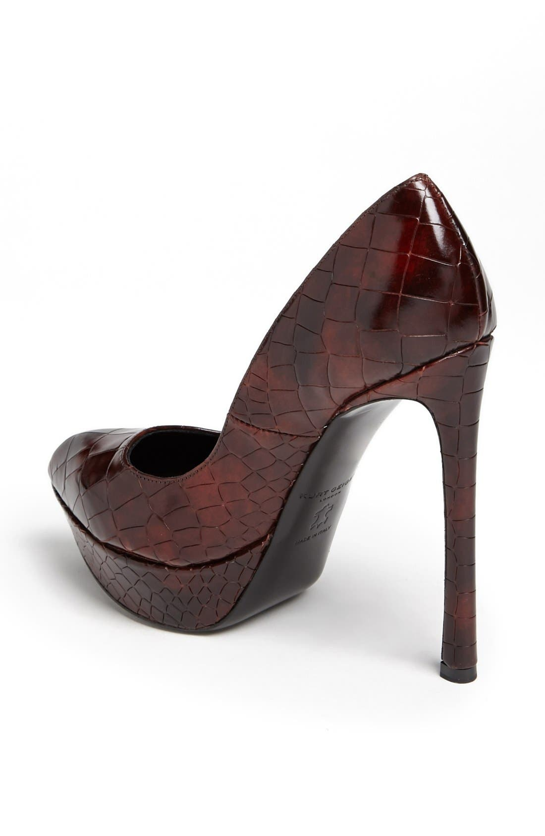 Alternate Image 2  - Kurt Geiger London 'Empire Ultra' Pointy Toe Pump