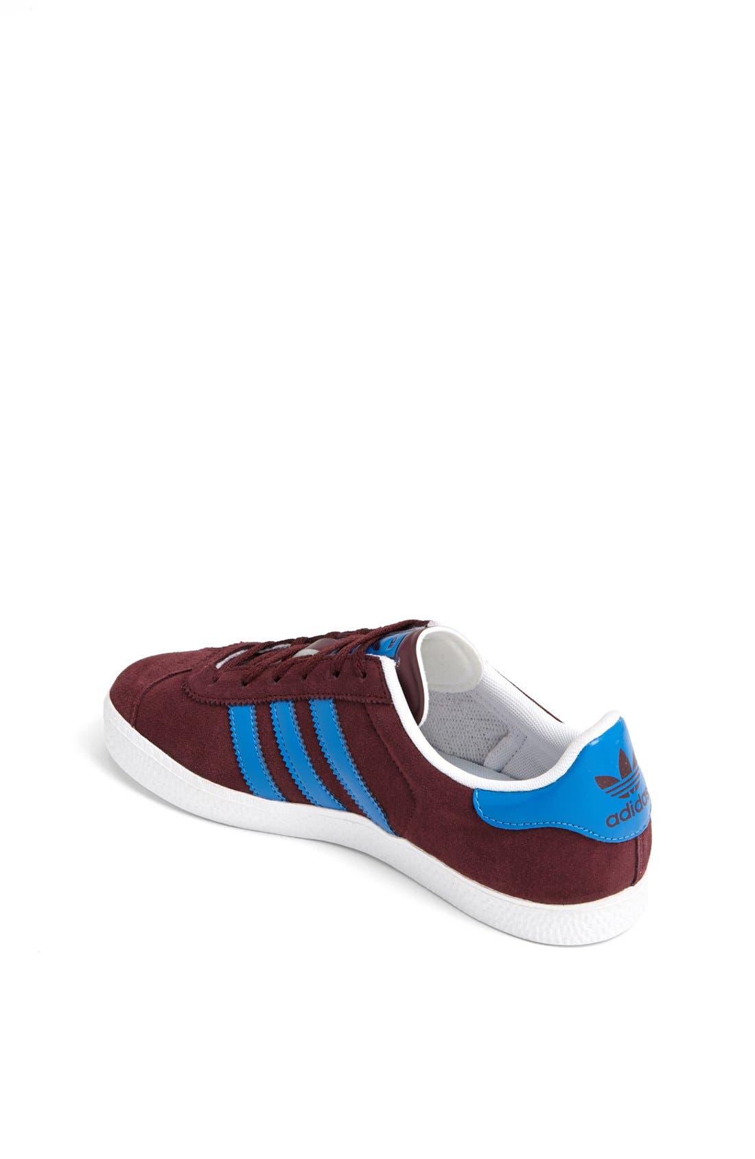 Alternate Image 2  - adidas 'Gazelle 2' Sneaker (Big Kid)