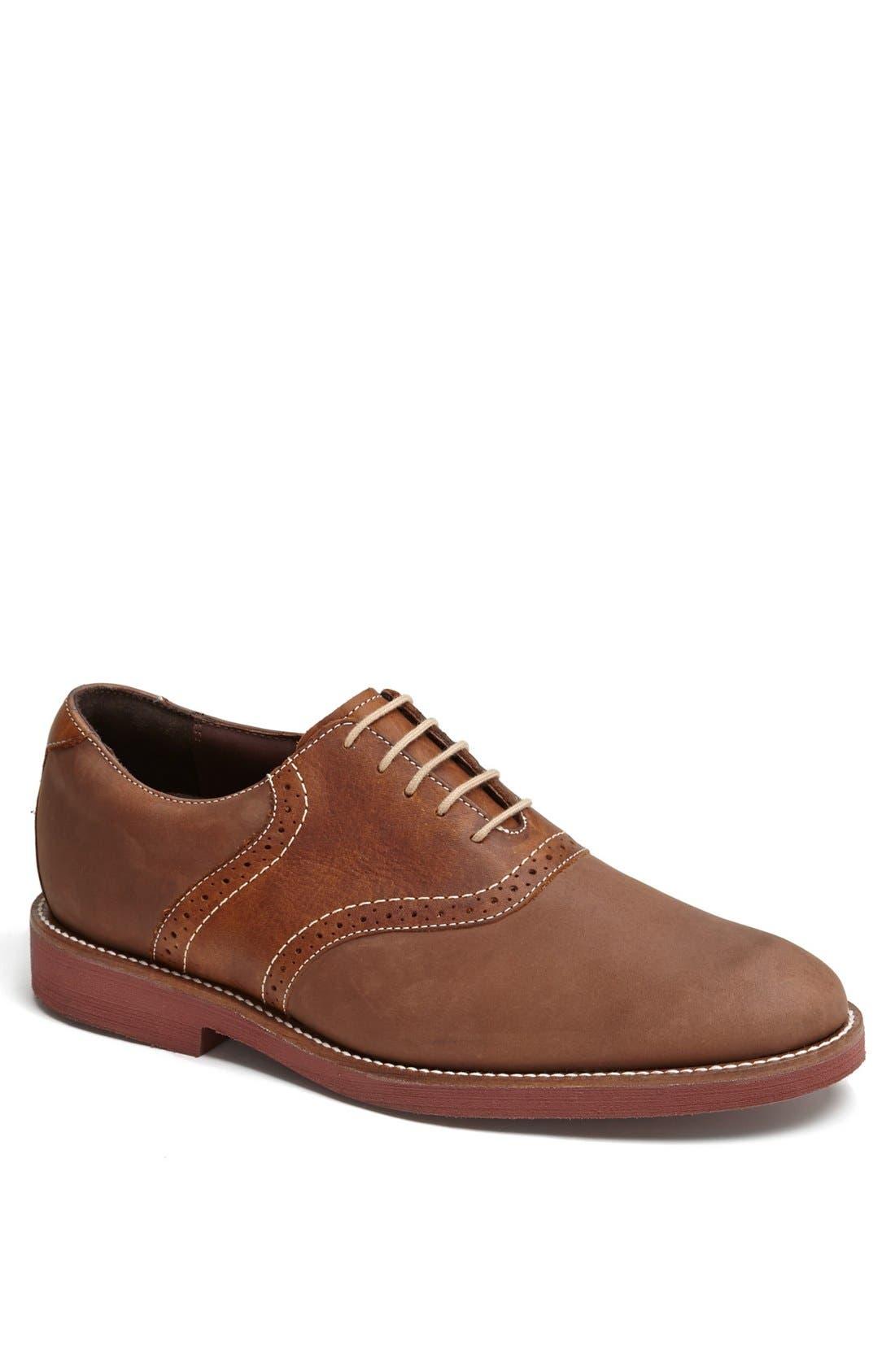 Neil M 'Stanford' Saddle Shoe