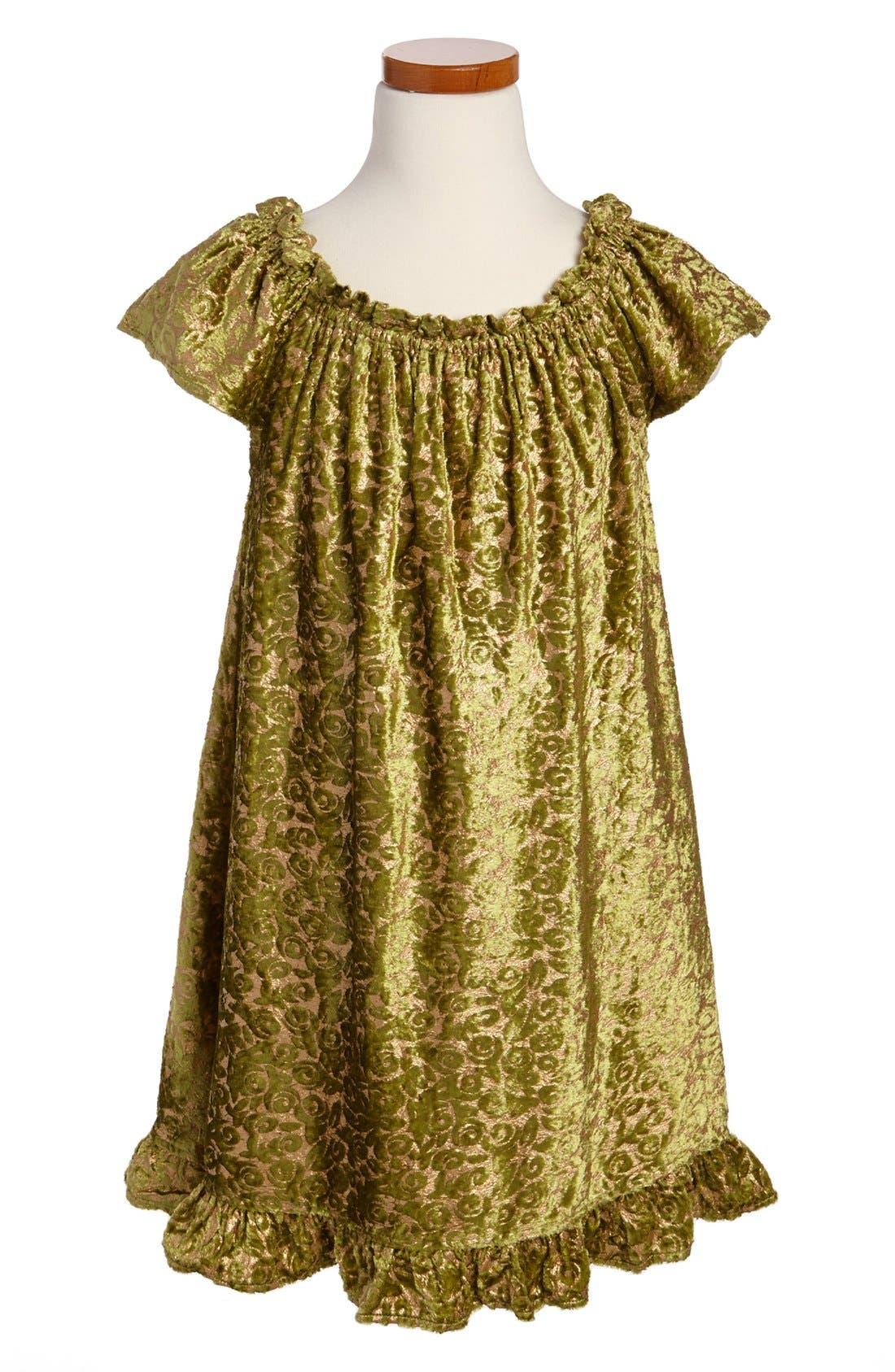 Alternate Image 1 Selected - Peek 'Astor' Dress (Toddler Girls, Little Girls & Big Girls)