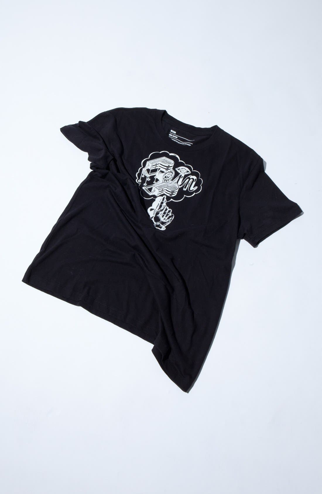 Main Image - Halogen® French Fling Pop-In Shop T-Shirt