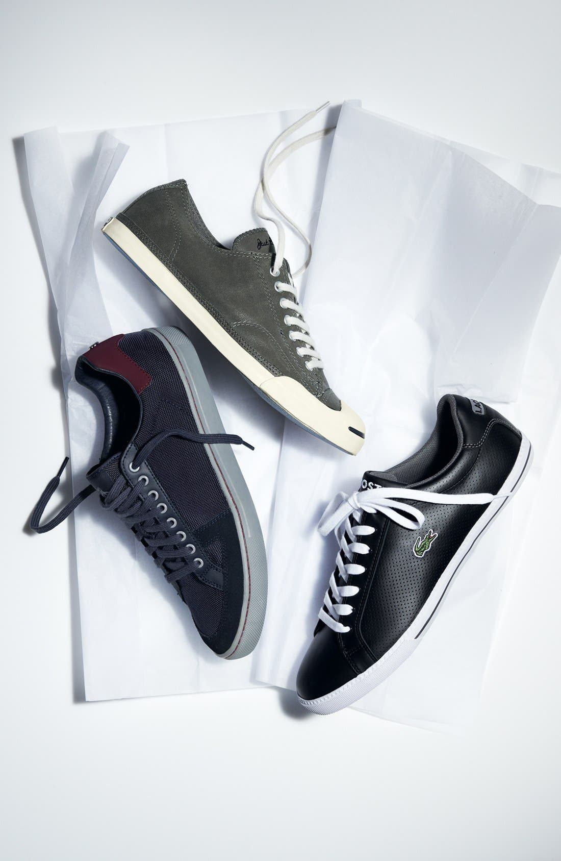 Alternate Image 5  - Converse 'Jack Purcell - Low' Sneaker (Men)