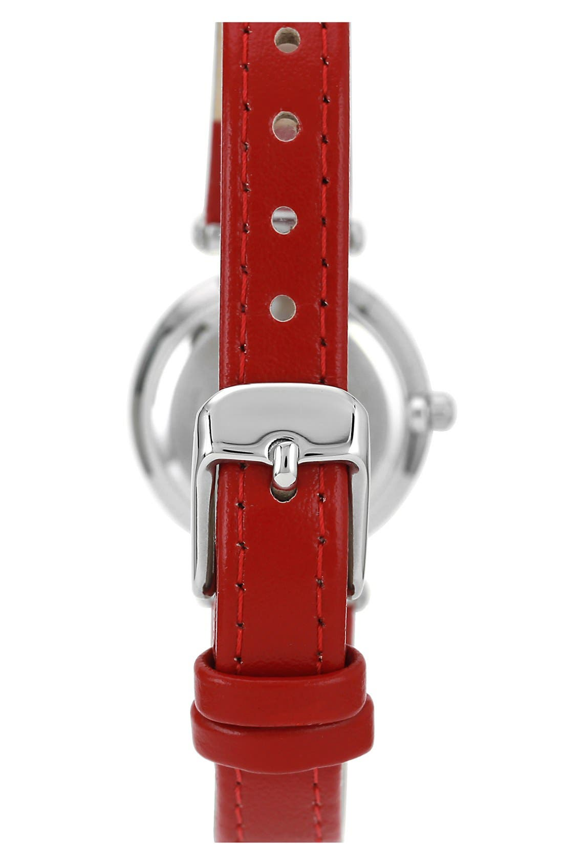 Alternate Image 2  - Anne Klein Hinge Case Watch