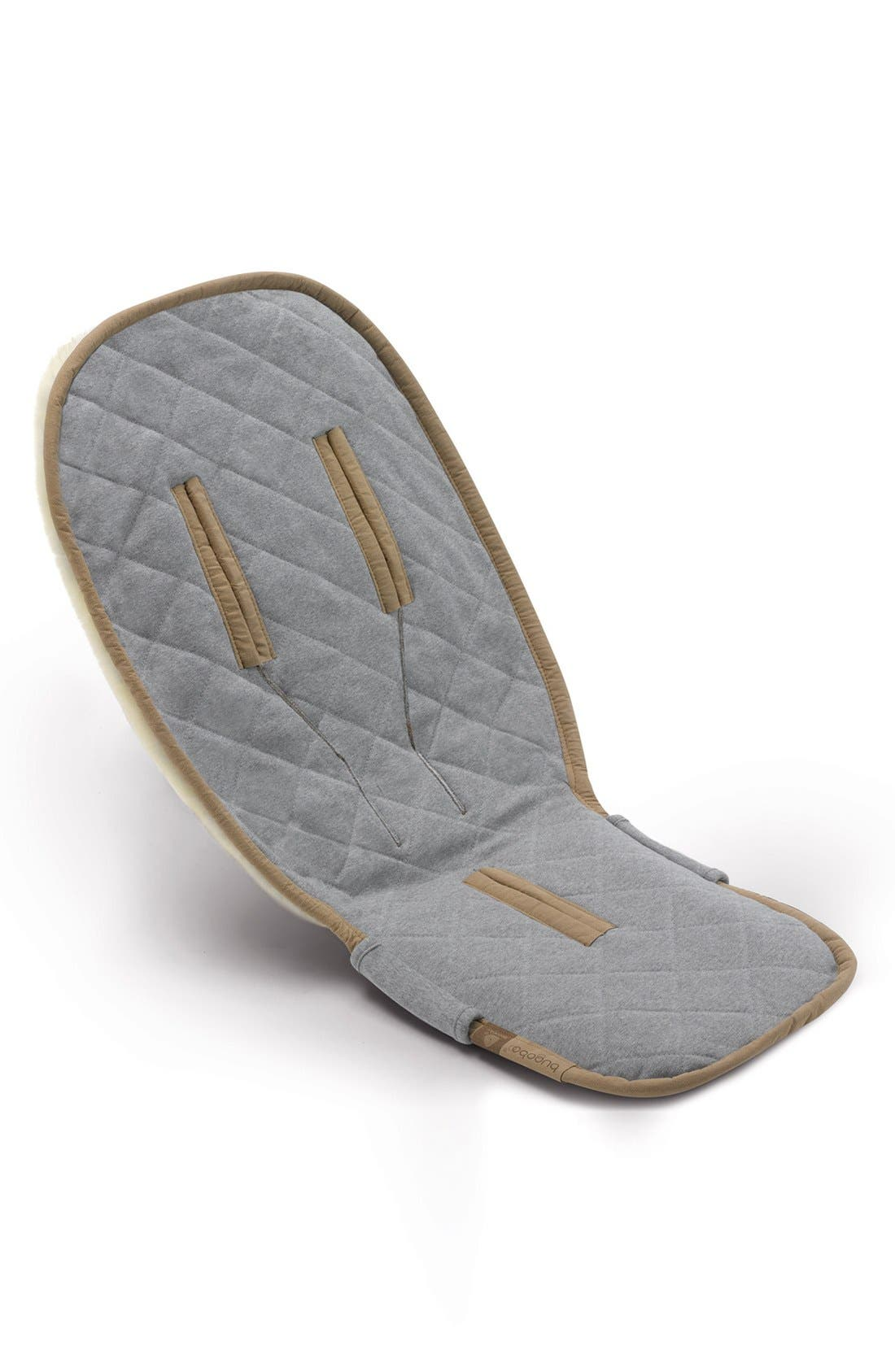 'Woolmark' Reversible Seat Liner,                             Main thumbnail 1, color,                             No Color