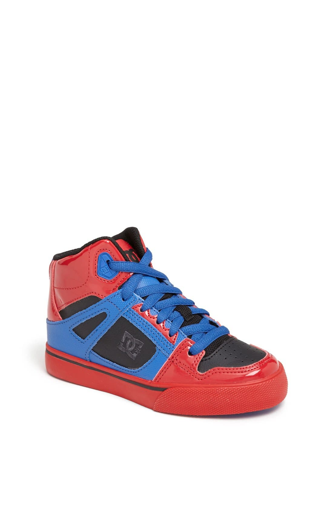 Alternate Image 1 Selected - DC SHOES SPARTAN HI SNEAKER
