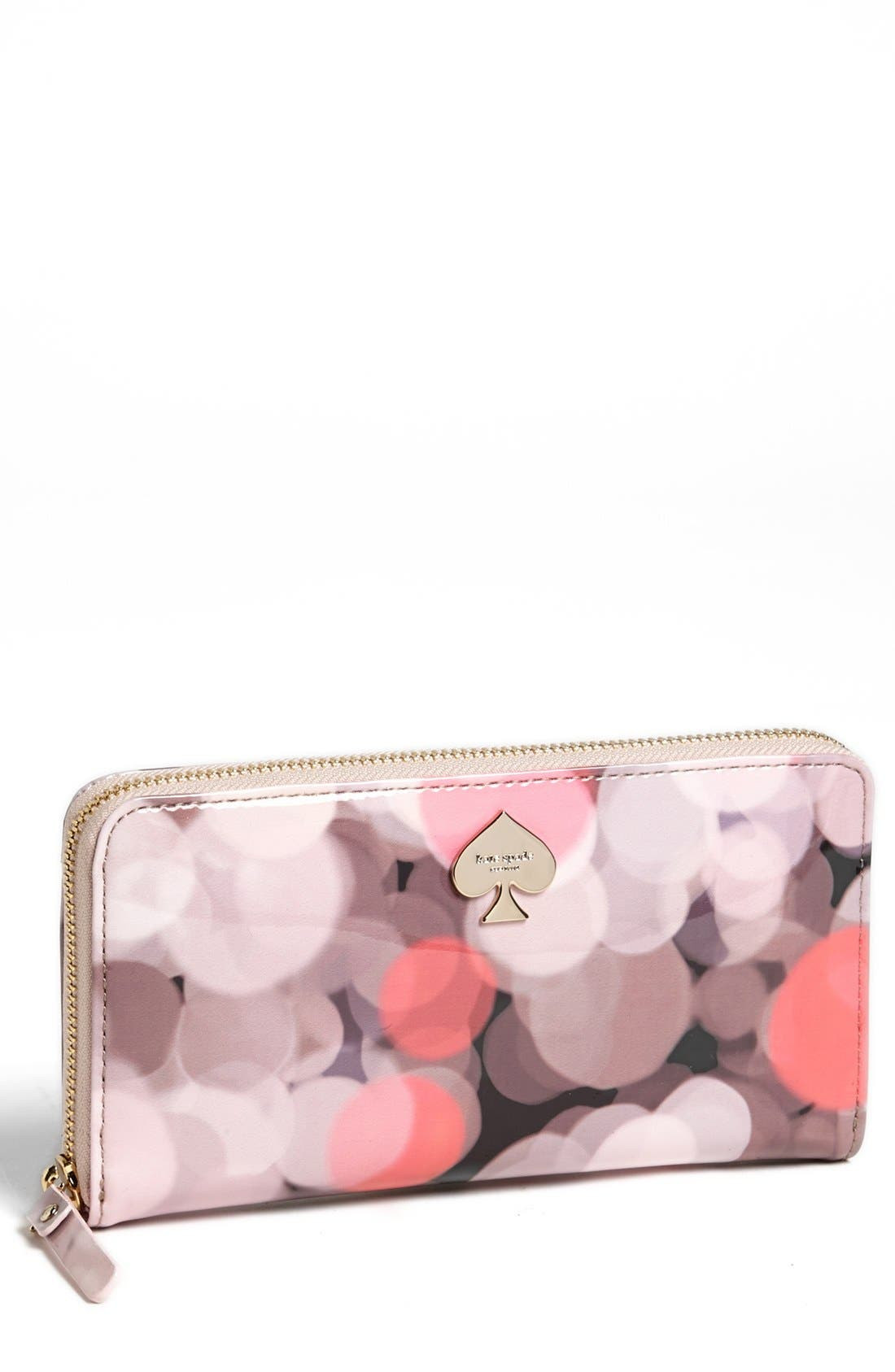 Main Image - kate spade new york 'all that glitters - lacey' wallet