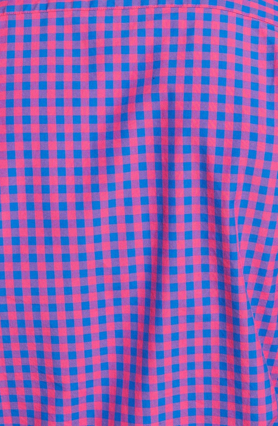 Alternate Image 3  - Bonobos 'Ging Crosby' Standard Fit Sport Shirt