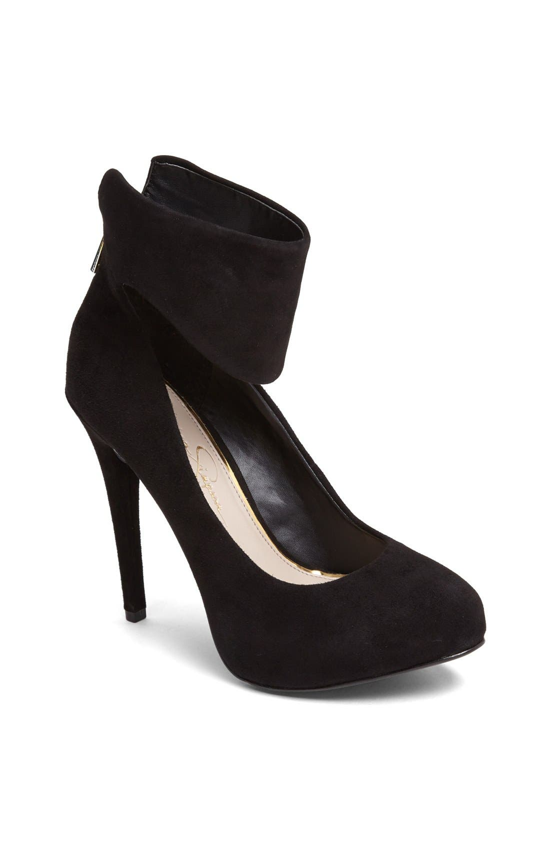 Alternate Image 1 Selected - Jessica Simpson 'Nwing' Pump