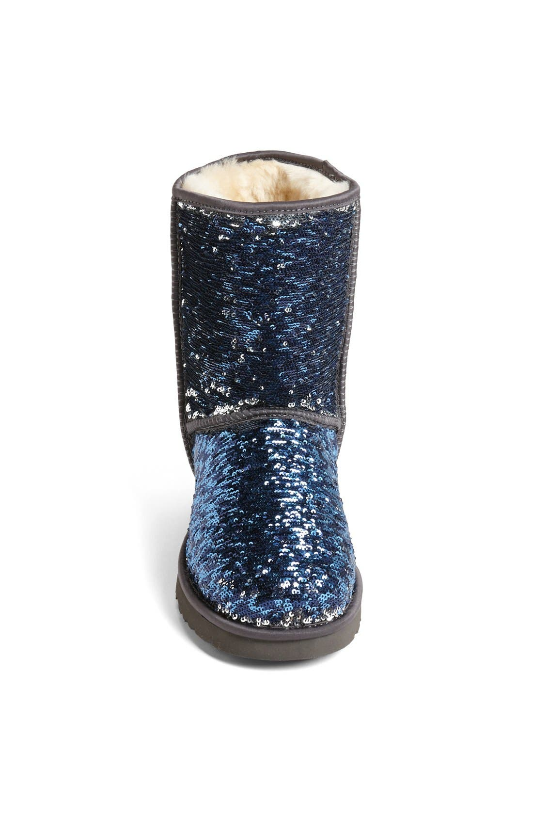 Alternate Image 3  - UGG® Australia 'Classic Short Sparkle' Boot (Women)
