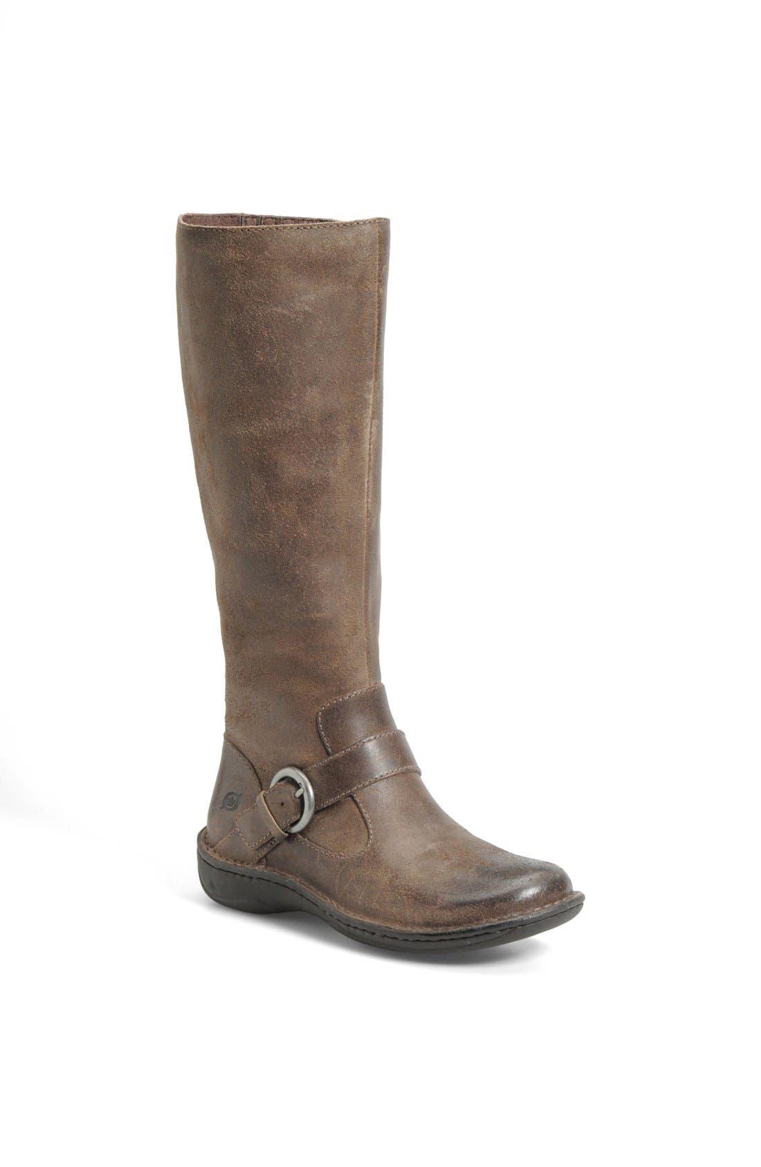 Alternate Image 1 Selected - Børn 'Samantha' Opanka Boot