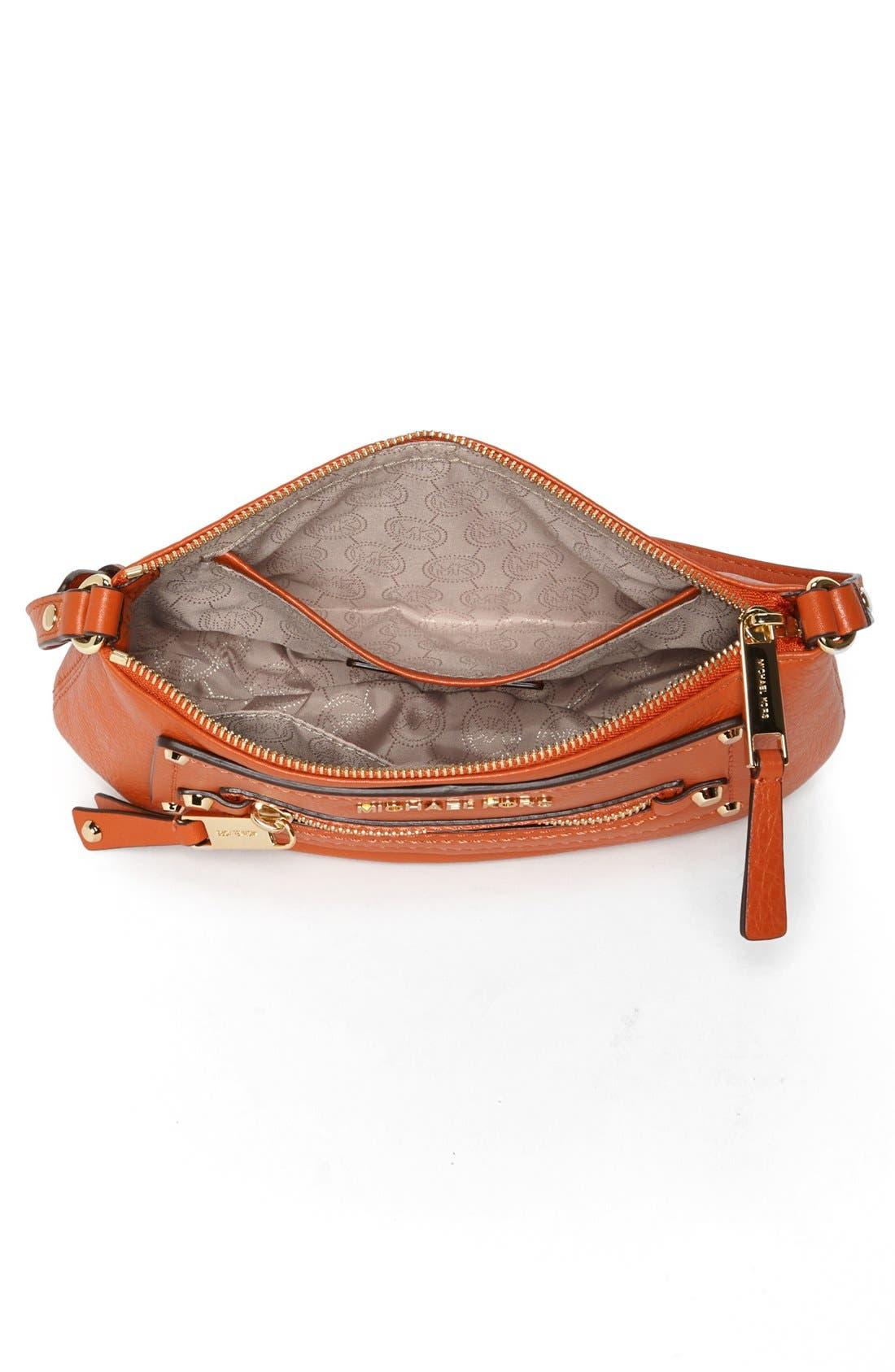 Alternate Image 3  - MICHAEL Michael Kors 'Gilmore' Crossbody Bag