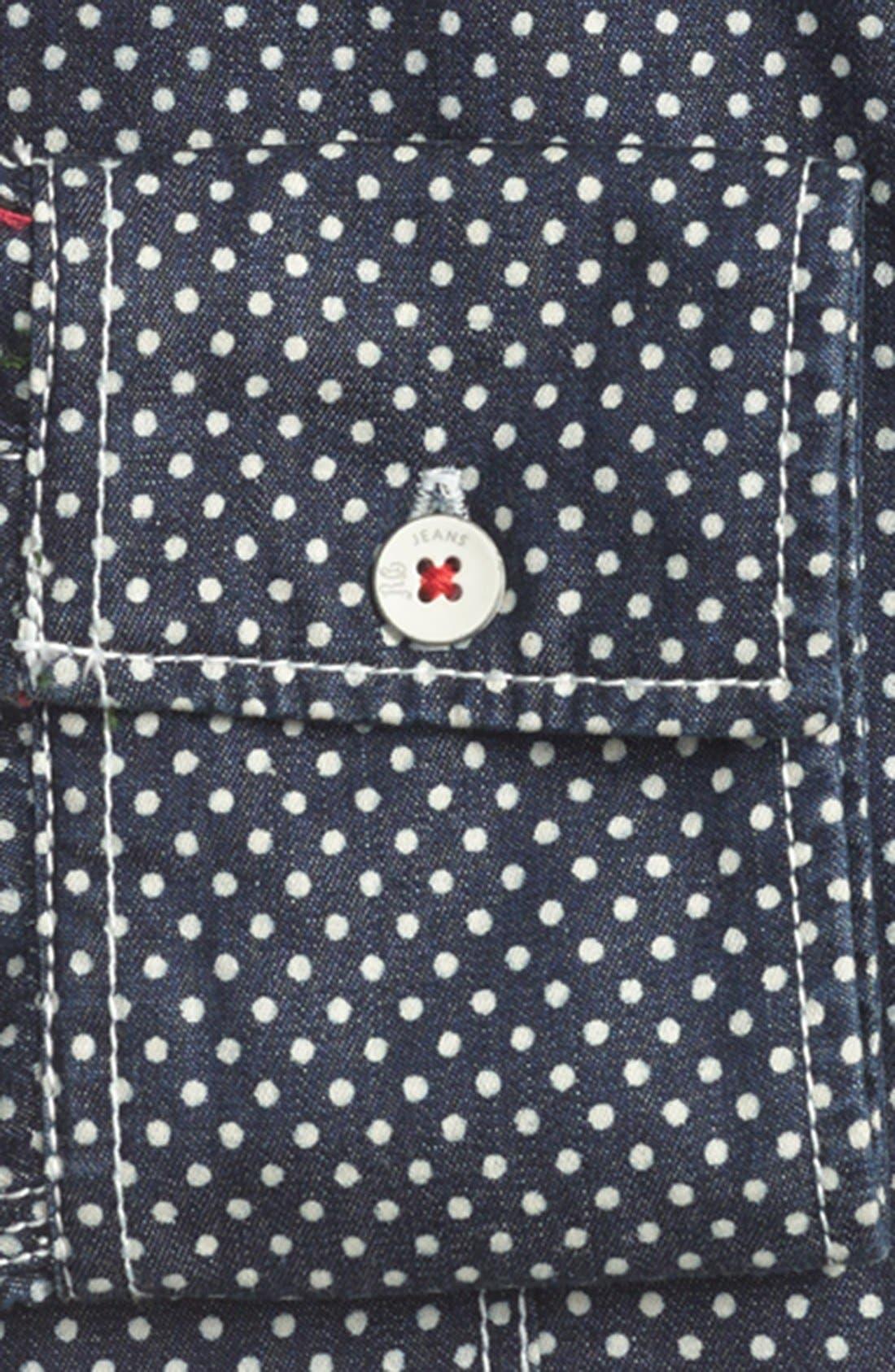 Alternate Image 5  - Robert Graham 'Snipe' Tailored Fit Sport Shirt