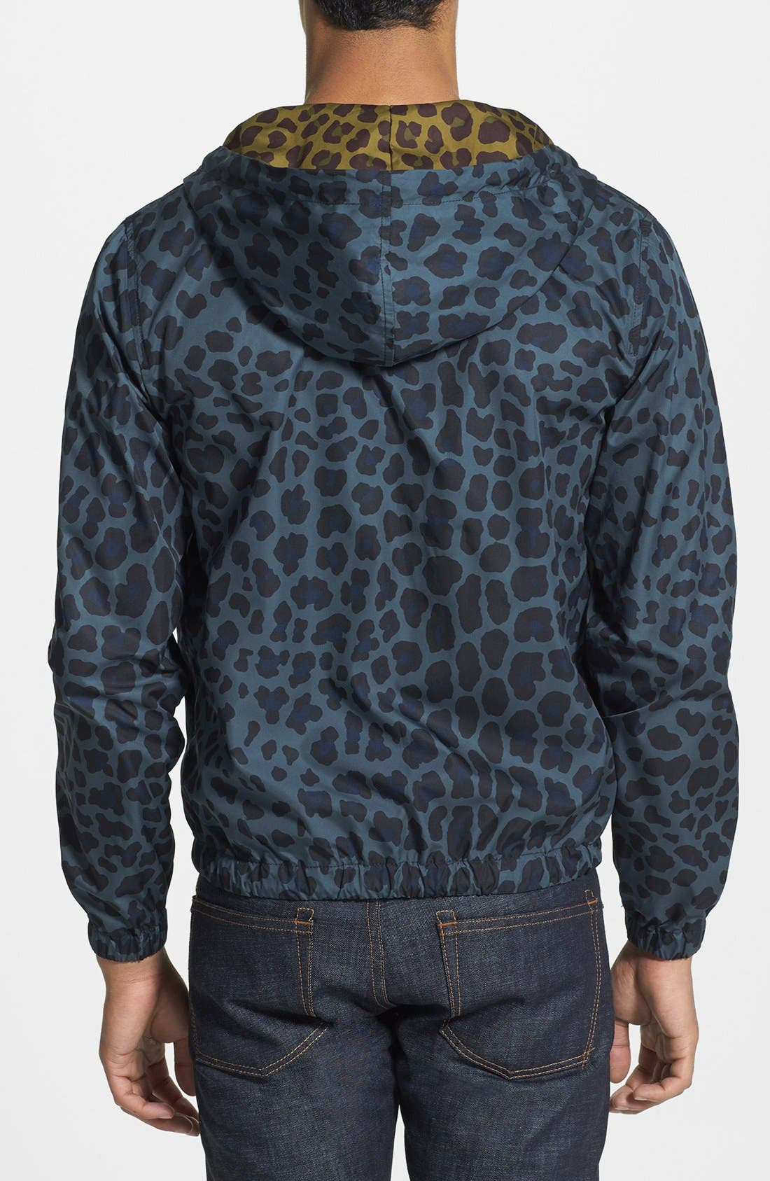 Alternate Image 2  - MARC BY MARC JACOBS 'London Leopard' Water Resistant Jacket