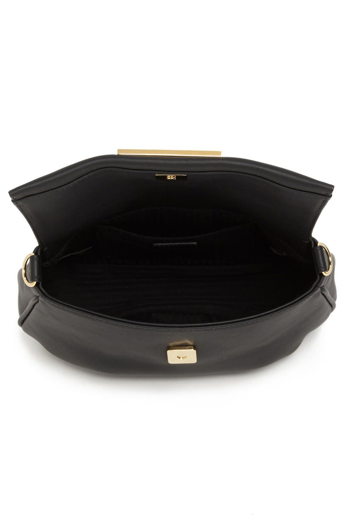 Alternate Image 4  - Fendi 'Fendista' Pouchette Crossbody Bag