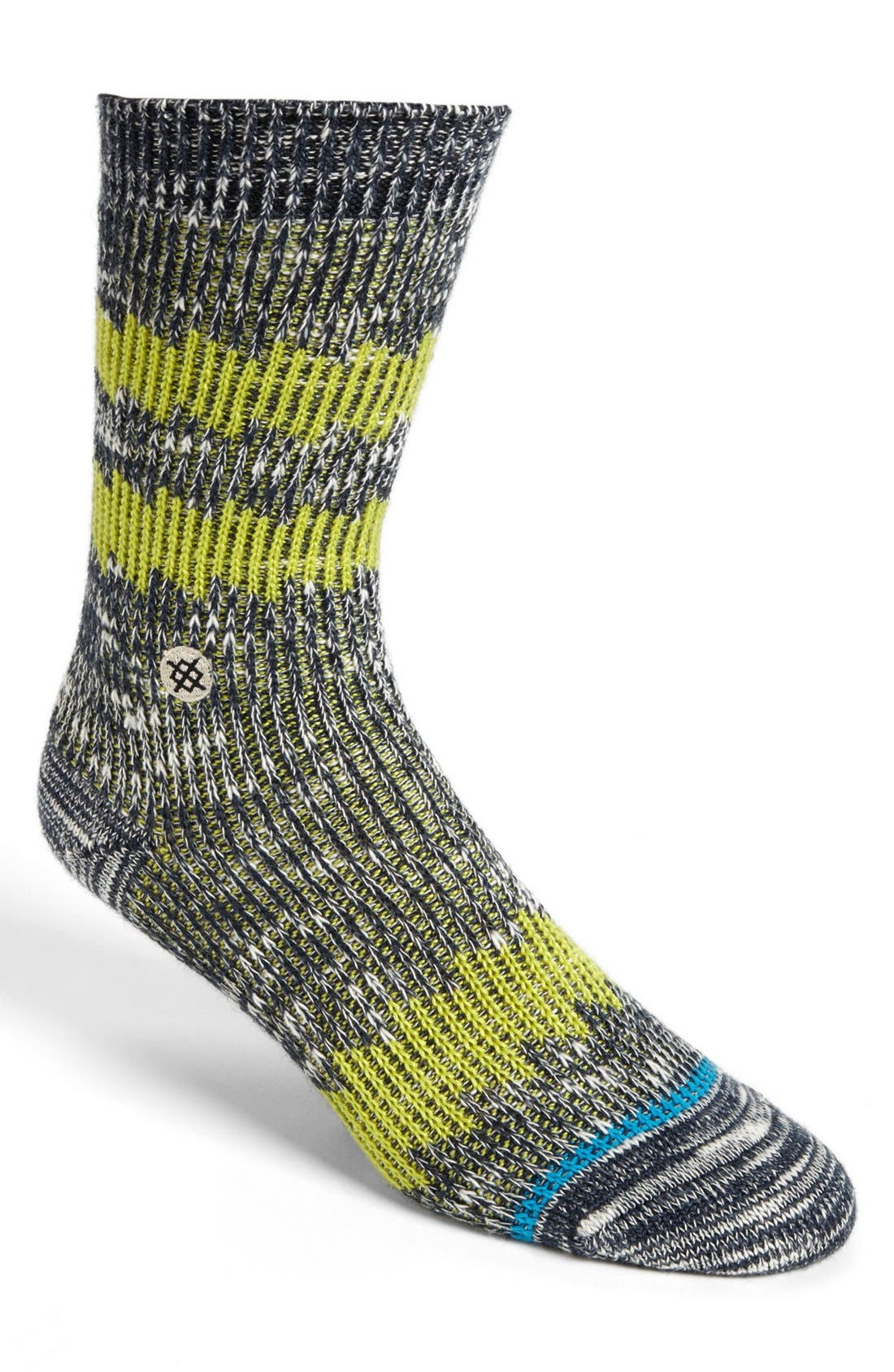 Alternate Image 1 Selected - Stance 'Sawtooth' Socks