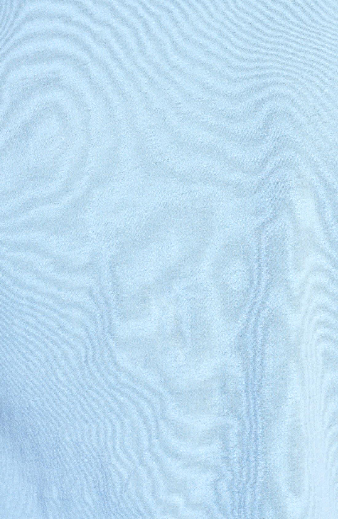 Alternate Image 3  - Retro Brand 'North Carolina Tar Heels' T-Shirt