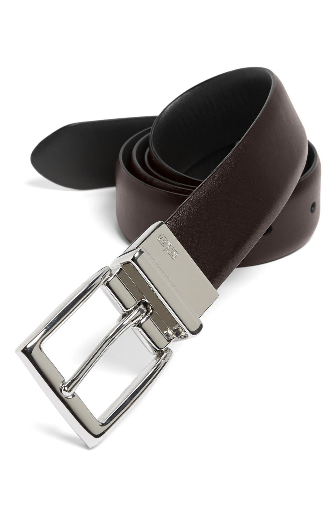 Alternate Image 2  - Polo Ralph Lauren Reversible Belt