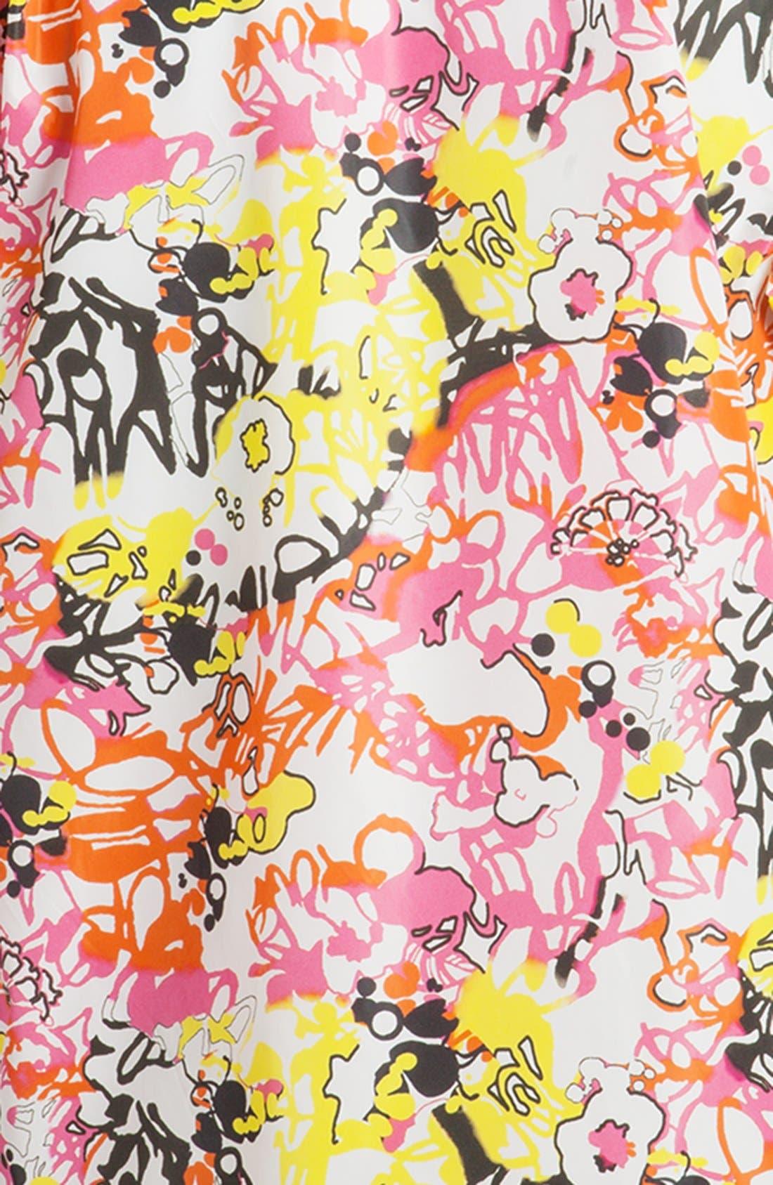 Alternate Image 3  - Jil Sander Abstract Print Hooded Jacket