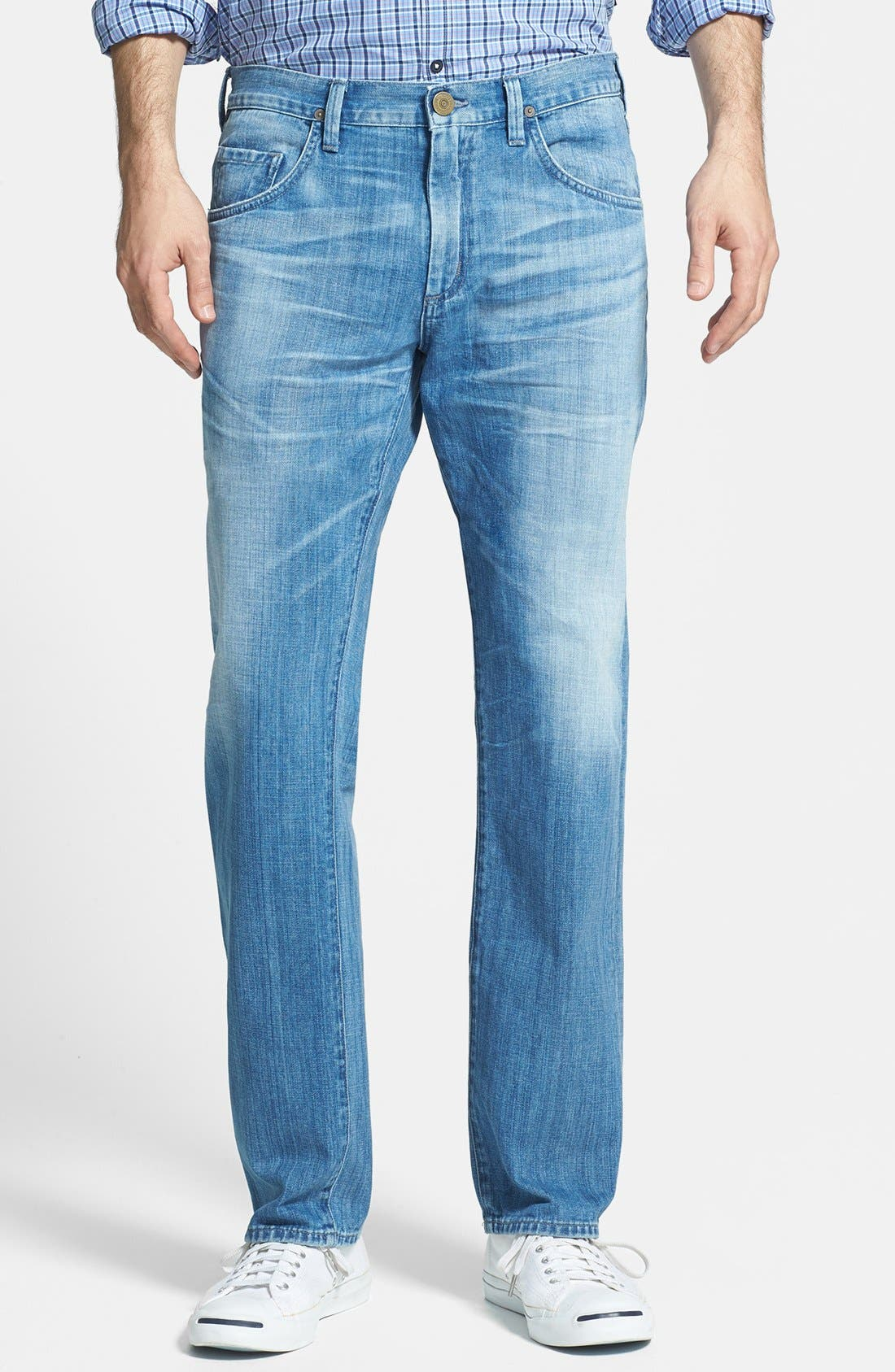 Alternate Image 1 Selected - Citizens of Humanity 'Perfect' Relaxed Leg Jeans (Jordan)