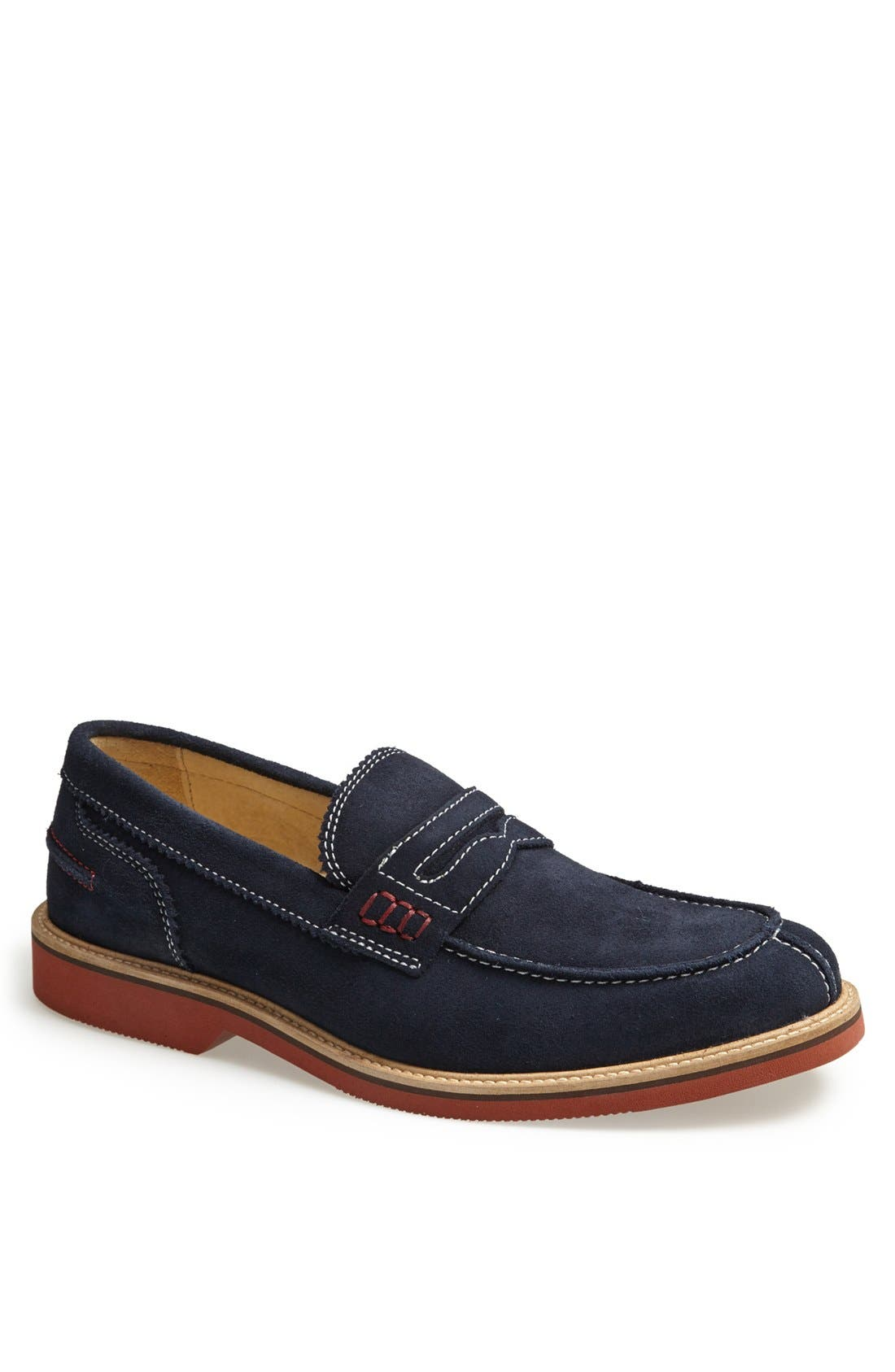 Alternate Image 1 Selected - 1901 'Colby' Penny Loafer (Men)