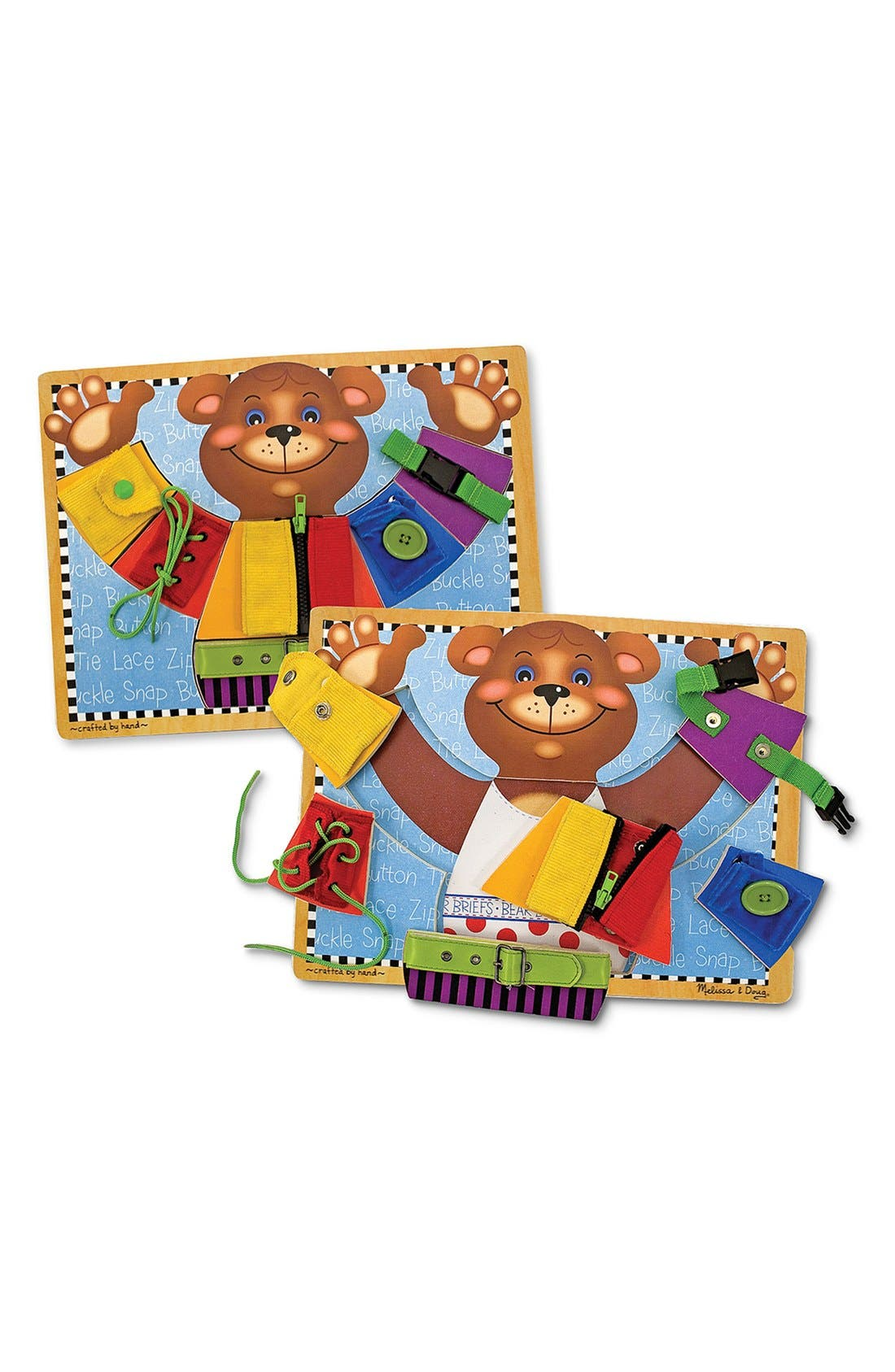 Melissa & Doug 'Basic Skills' Learning Toy