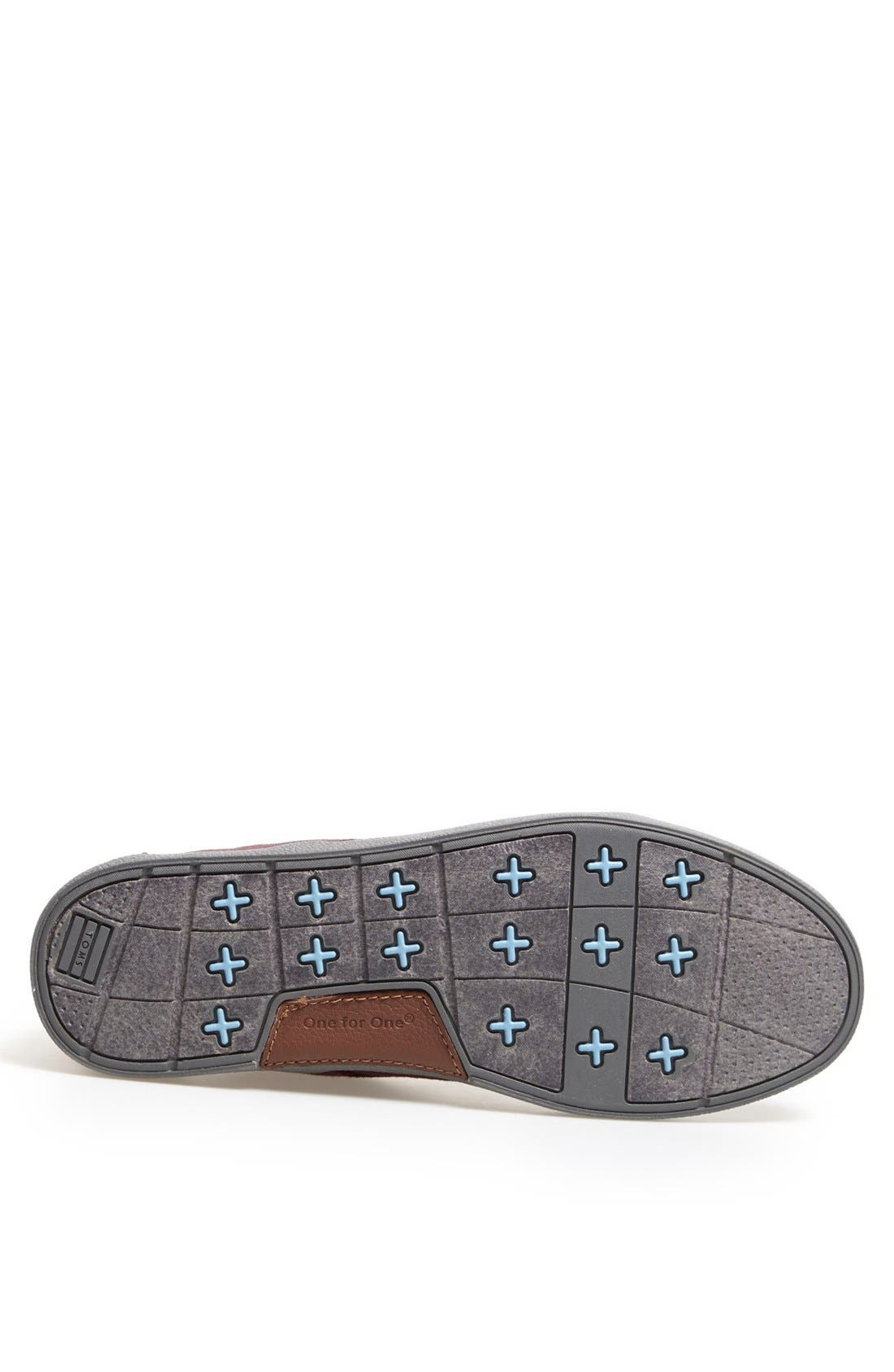 Alternate Image 4  - TOMS 'Paseos' Sneaker (Men)