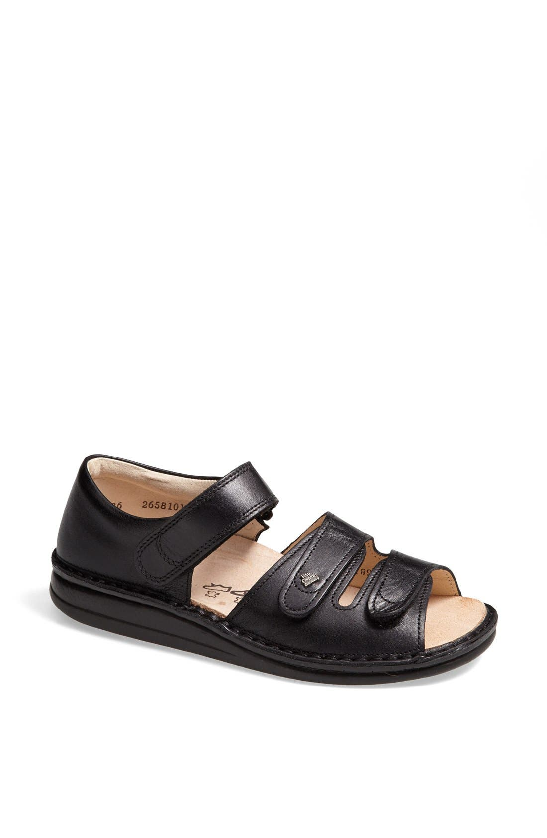 Alternate Image 1 Selected - Finn Comfort 'Baltrum 1518' Leather Sandal