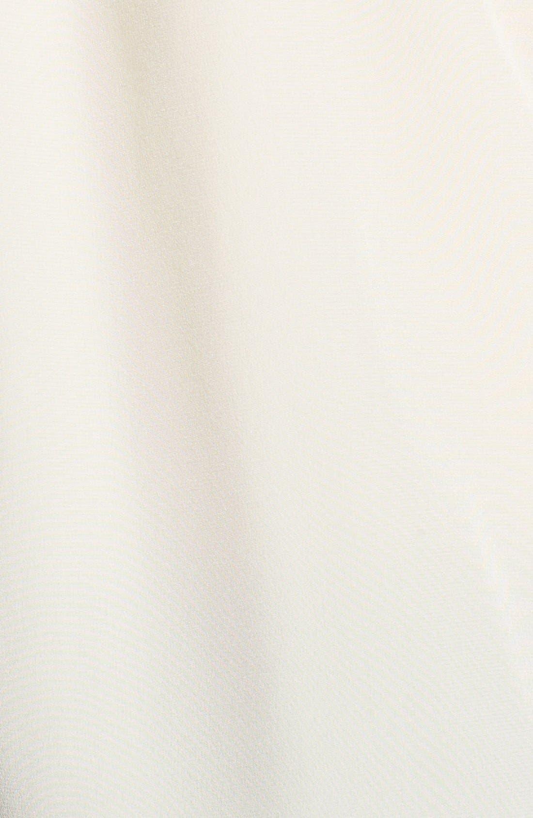 Alternate Image 3  - Diane von Furstenberg 'Marah' Colorblock Silk Blouse