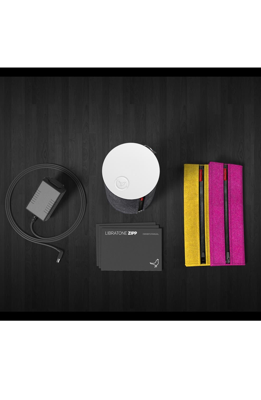 Alternate Image 3  - Libratone™ 'ZIPP - Funky Collection' Take Along Wireless Speaker with Interchangeable Covers
