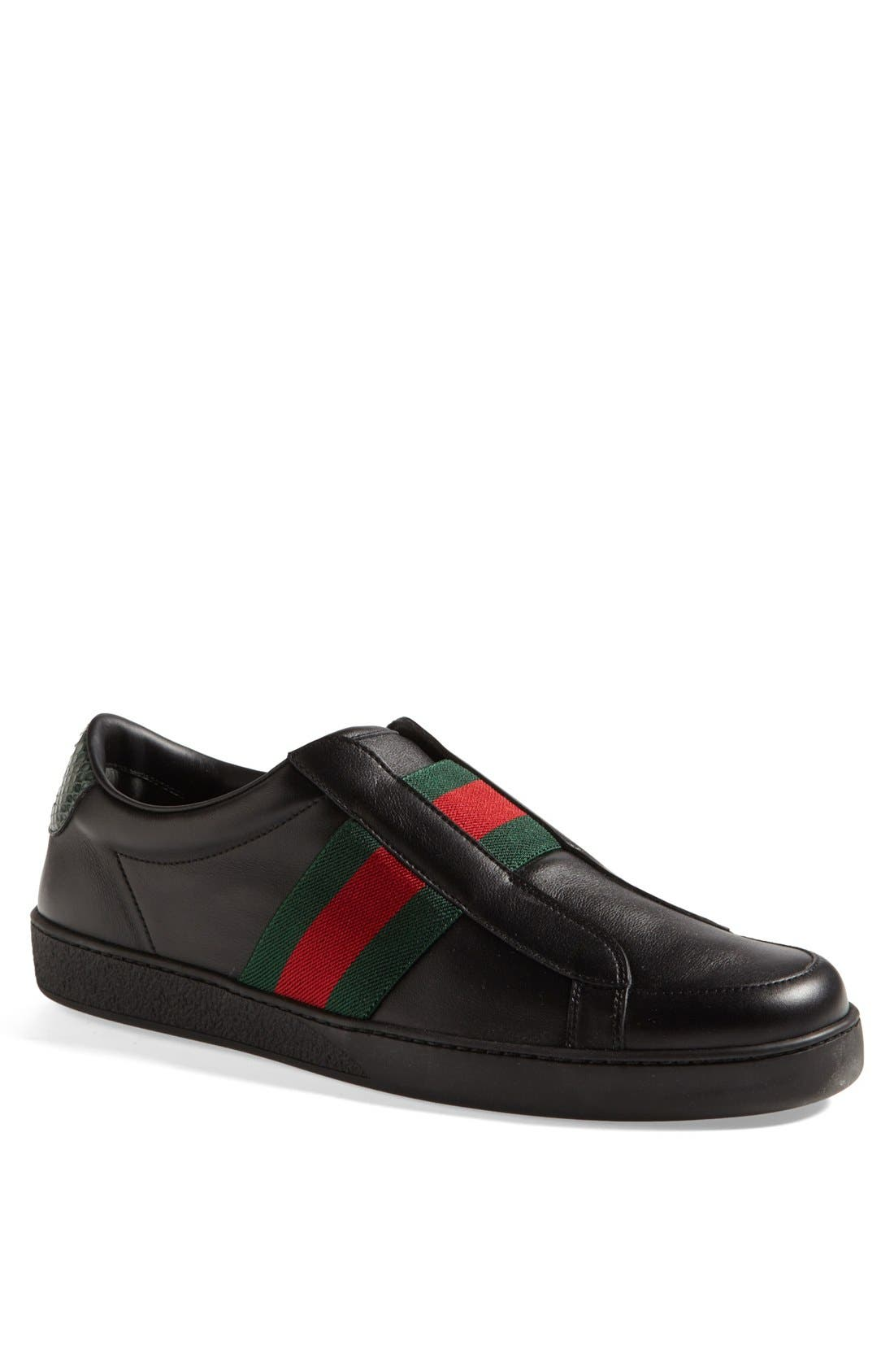 Alternate Image 1 Selected - Gucci 'Brooklyn' Slip-On
