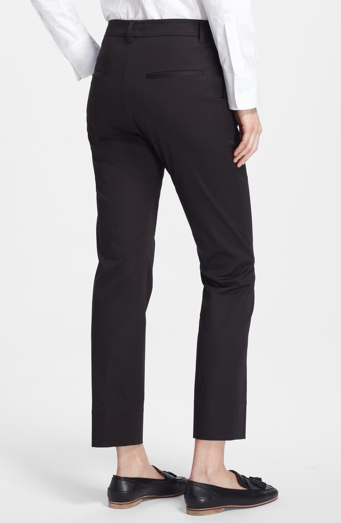 Alternate Image 2  - Jil Sander Straight Leg Pants