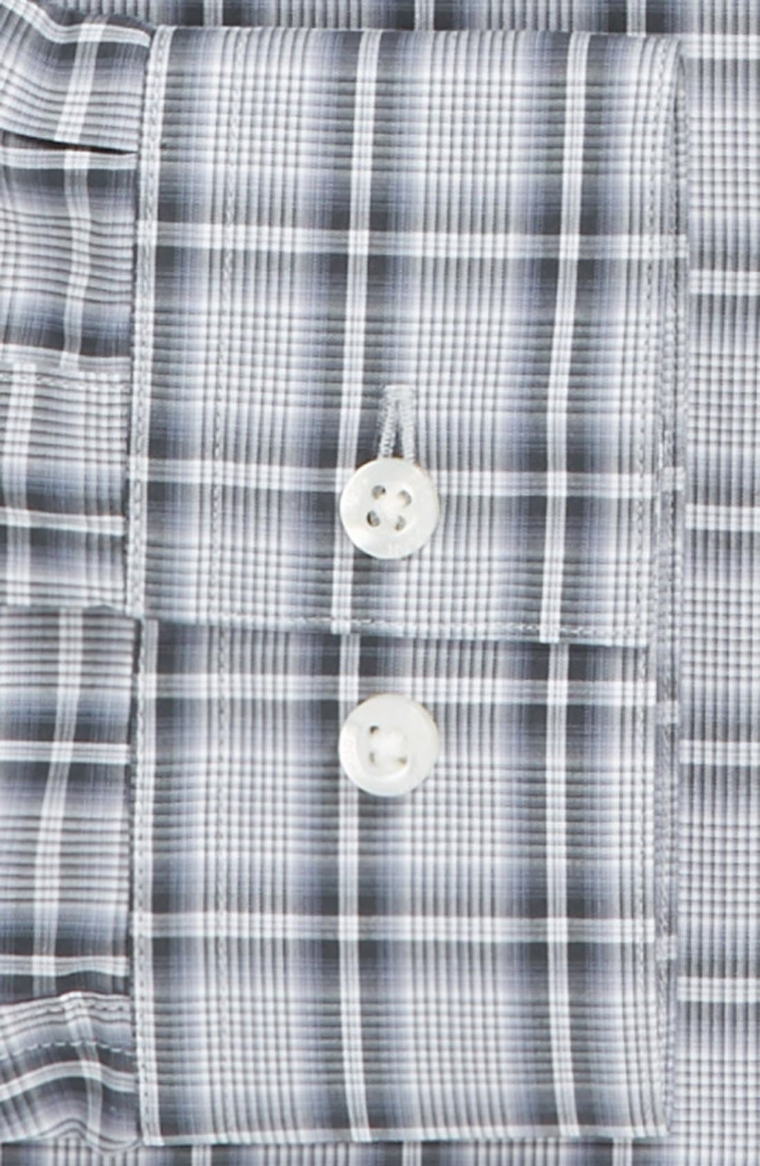 Alternate Image 2  - HUGO Modern Fit Dress Shirt