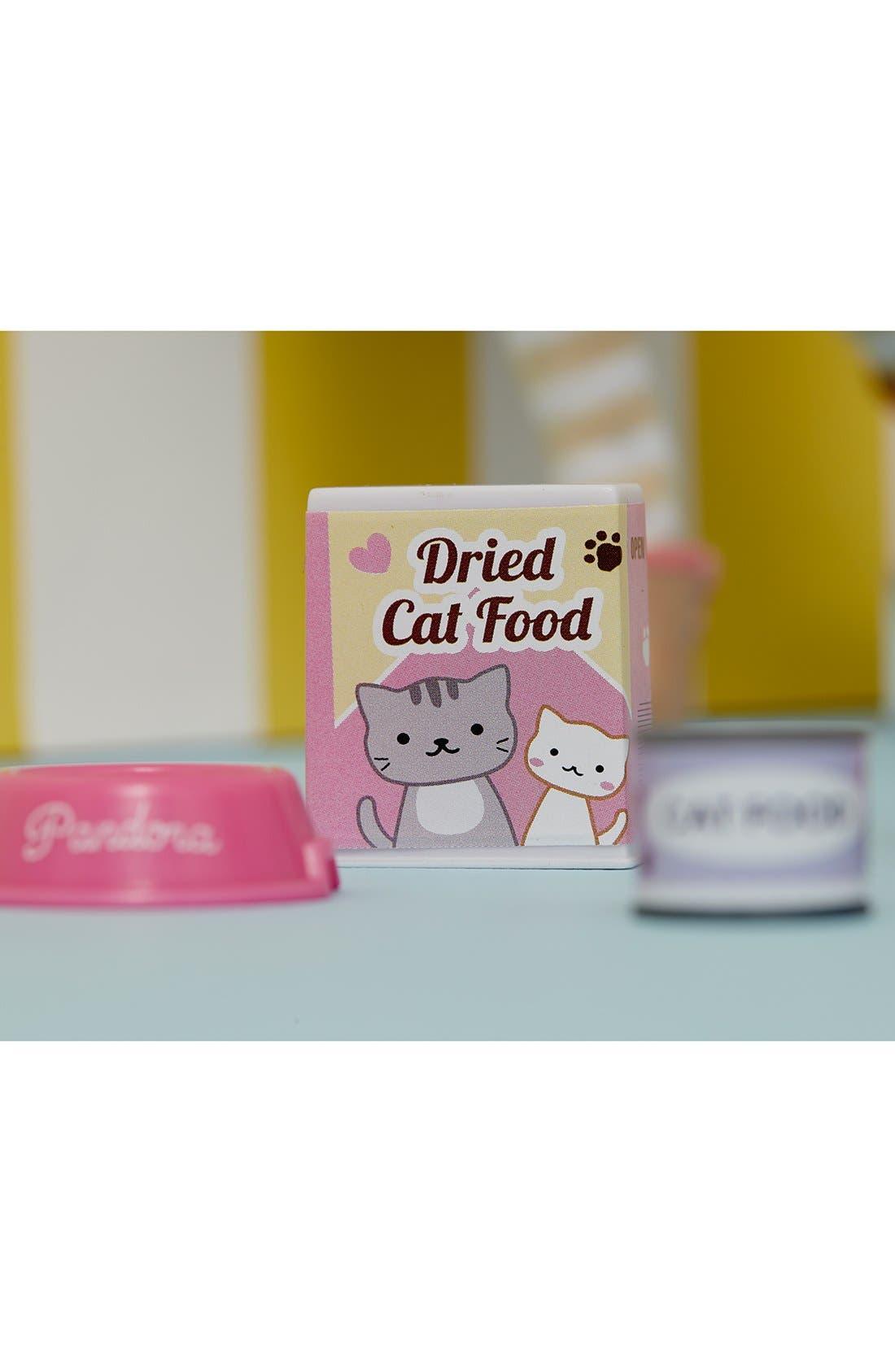 Alternate Image 2  - Schylling 'Pandora the Persian Cat' Lottie™ Doll Accessory Set