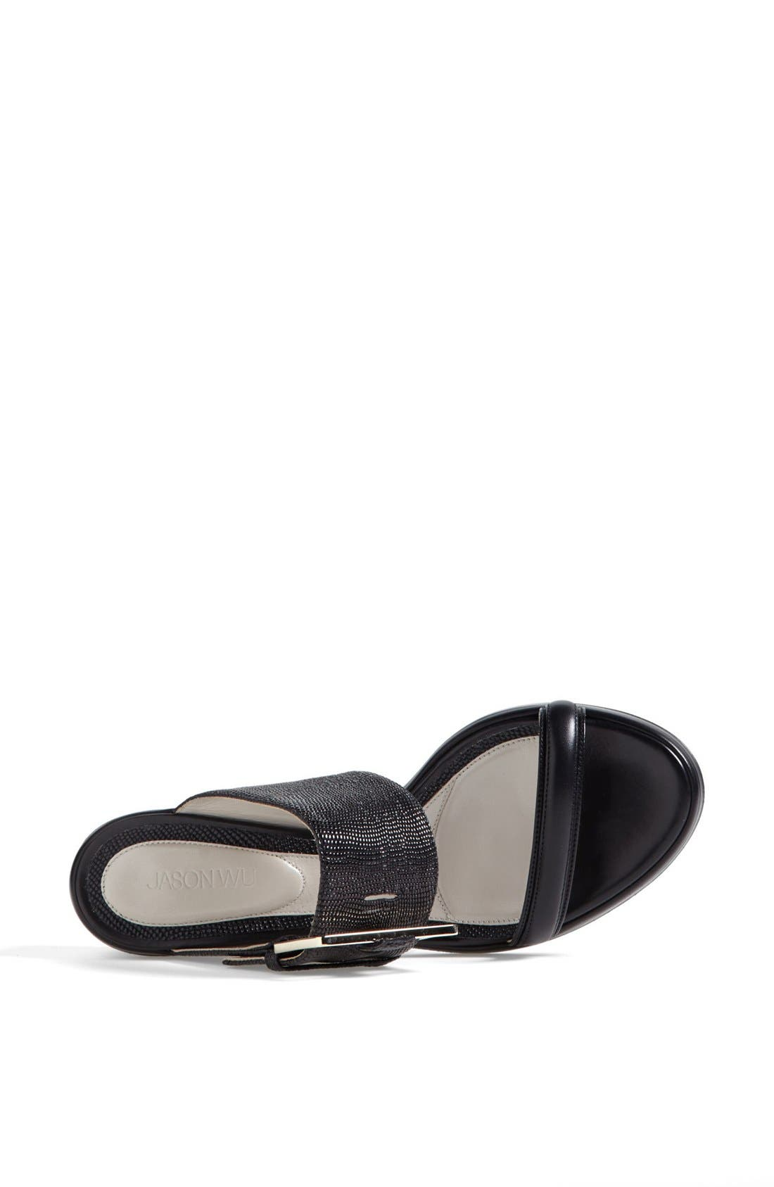 Alternate Image 4  - Jason Wu Double Strap Sandal