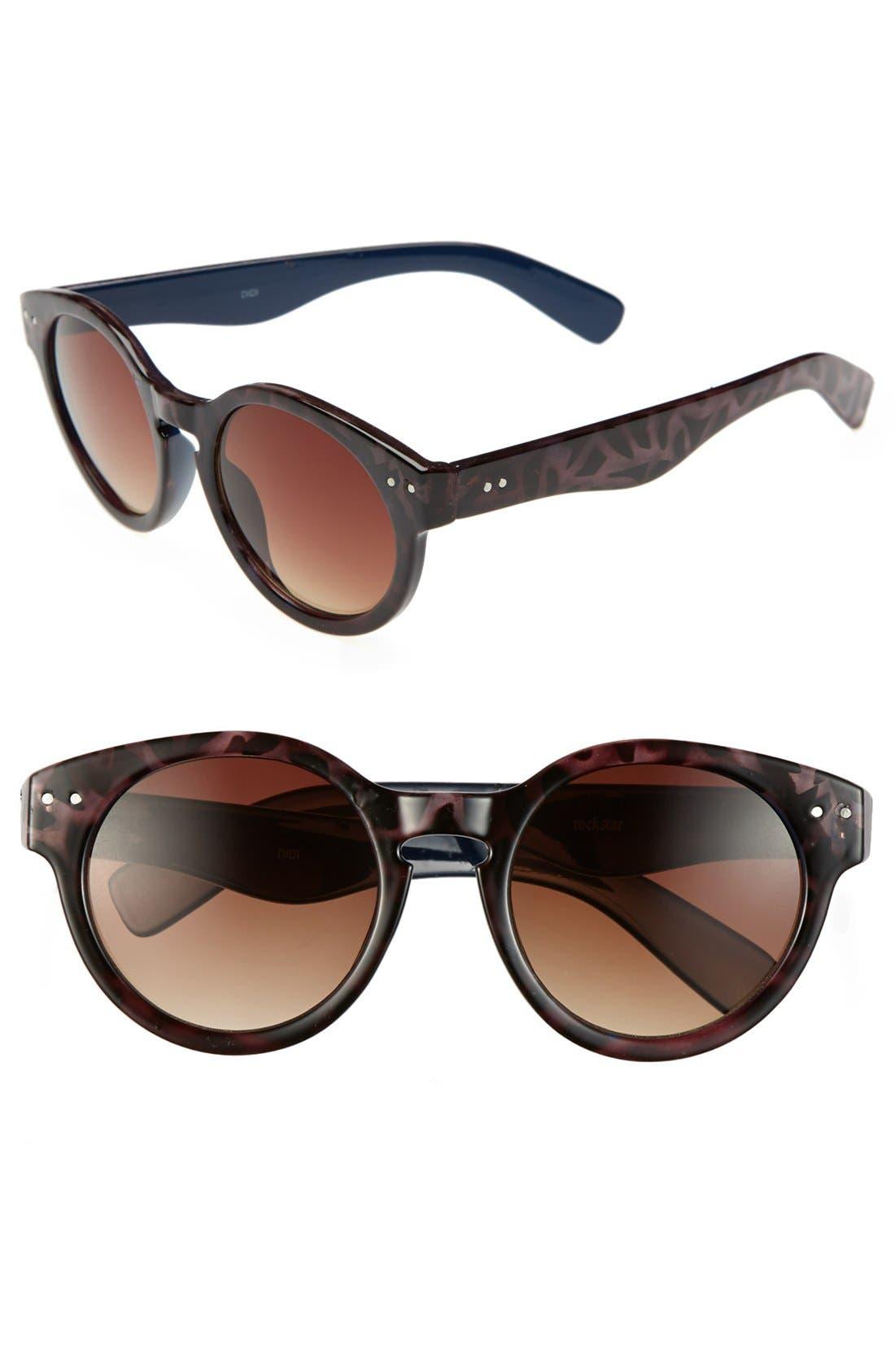 Main Image - Leith Retro Sunglasses